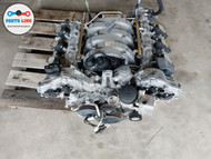 12 MERCEDES BENZ C-CLASS C300 AWD ENGINE MOTOR ASSEMBLY OEM
