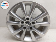2011-2016 VOLKSWAGEN TOUAREG WHEEL RIM 5 Y SPLIT SPOKE 18X8 W/ CENTER CAP OEM
