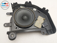 2007-2015 JAGUAR XKR X150 REAR DRIVER QUARTER PANEL AUDIO SPEAKER W/ BRACKET OEM