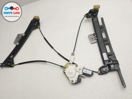 2007-2015 JAGUAR XKR X150 FRONT RIGHT PASSENGER WINDOW REGULATOR W/  MOTOR OEM