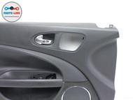 2008-2011 JAGUAR XKR X150 FRONT LEFT DRIVER SIDE INTERIOR DOOR PANEL CARD OEM