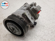2007-2009 JAGUAR XKR X150 4.2L V8 FRONT AC AIR CONDITIONER COMPRESSOR PUMP OEM