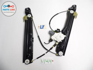 BMW 750LI 750 09-14 DOOR GLASS WINDOW REGULATOR MOTOR ASSEMBLY LEFT FRONT OEM