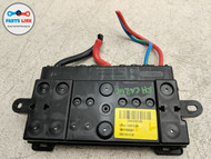 2016 RANGE ROVER SPORT L494 HSE REAR RIGHT POSSITIVE BATTERY TERMINAL RELAY OEM