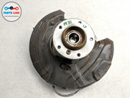 2013-2015 BMW X1 35I XDRIVE E84 AWD FRONT LEFT SPINDLE KNUCKLE WHEEL HUB OEM
