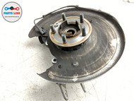 2014-2016 RANGE ROVER SPORT L494 AWD REAR DRIVER SPINDLE KNUCKLE WHEEL HUB OEM RD112018-259