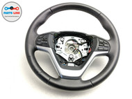 2014-2018 BMW X5 35I F15 FRONT DRIVER HEATED STEERING WHEEL W/ SWITCH BUTTON OEM