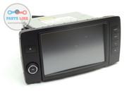 Navigation head unit Mercedes Benz GPS Radio CD Screen Display Head Audio DV050817-003