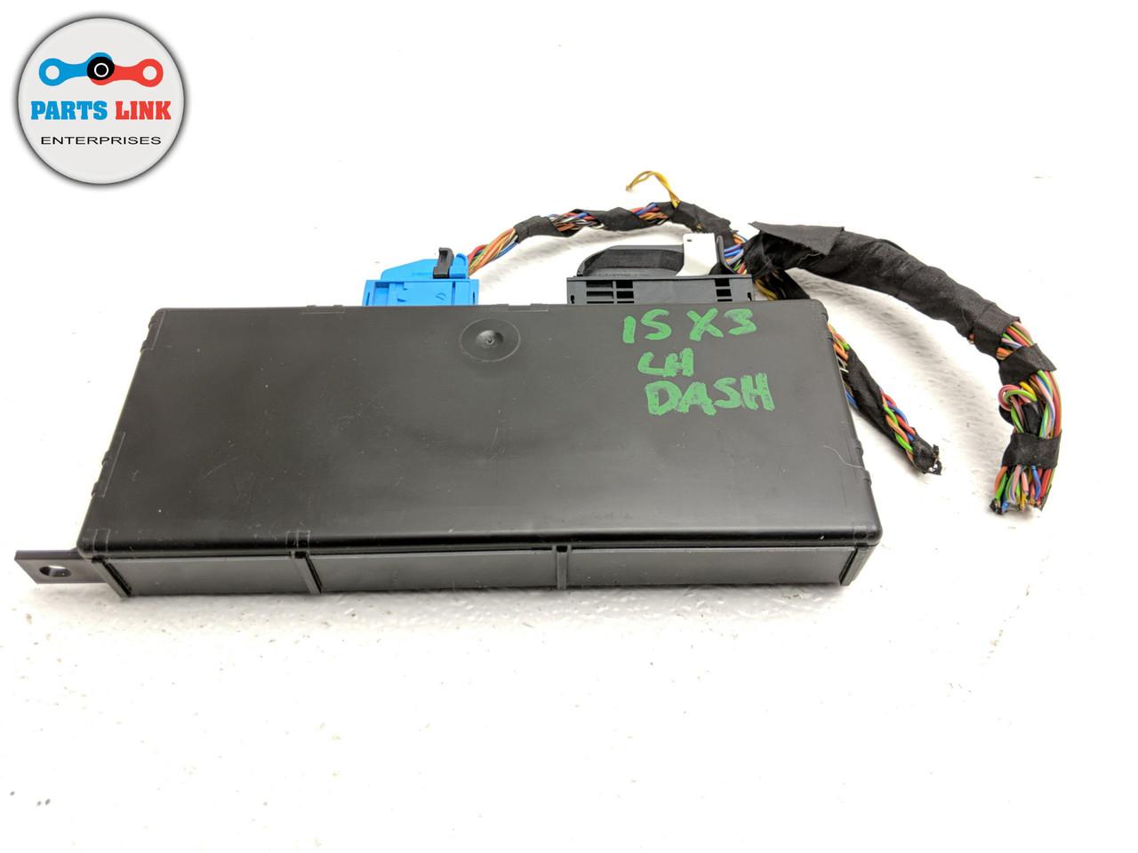 2011 2017 Bmw X3 Xdrive F25 Left Driver Dash Central Gateway Control Module Oem Parts Link Ent