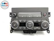 2012-2013 RANGE ROVER EVOQUE L538 FRONT DASH RADIO AC CLIMATE CONTROL SWITCH OEM