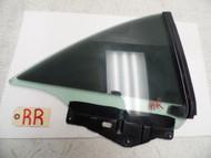 2003-2006 MERCEDES SL500 RIGHT REAR SIDE QUARTER GLASS WINDOW WITH TINT OEM #SL082814