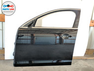 2010-2013 JAGUAR XJ X351 FRONT LEFT DRIVER SIDE DOOR SHELL W/ TRIM HARNESS OEM