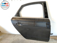 2011-2015 AUDI A8 D4 QUATTRO REAR RIGHT PASSENGER DOOR SHELL W/ WIRE HARNESS OEM