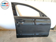 2011-2018 AUDI A8 D4 QUATTRO FRONT RIGHT PASSENGER DOOR SHELL W/ HARNESS OEM