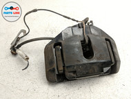 2008-2013 BMW M3 E93 FRONT RIGHT PASSENGER BRAKE ABS CALIPER SUPPORT W/ PIPE OEM