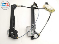 2008-2013 BMW M3 E93 CONVERTIBLE FRONT LEFT DRIVER WINDOW GLASS REGULATOR OEM