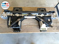 2008-2013 BMW M3 E93 CONVERTIBLE CRASH SAFETY ROLL BAR OVER SUPPORT BRACKET OEM