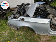 2008-2013 BMW M3 E93 CONVERTIBLE REAR RIGHT QUARTER PANEL CUT OFF FRAME OEM