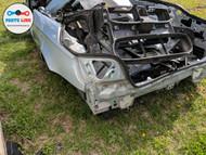2008-2013 BMW M3 E93 CONVERTIBLE REAR LEFT QUARTER PANEL CUT OFF SILVERSTONE OEM