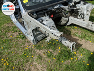 2008-2013 BMW M3 E93 FRONT RIGHT APRON FRAME RAIL TOWER CUT OFF SILVERSTONE OEM