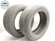 2013-2019 RANGE ROVER L405 TIRE GOOD YEAR EAGLE F1 AT 255/55 R 20 110W SET OEM