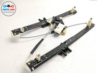 2014-2019 RANGE ROVER SPORT L494 REAR LEFT DOOR WINDOW GLASS REGULATOR MOTOR OEM