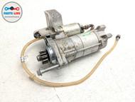 2014-2019 RANGE ROVER SPORT L494 3.0L ENGINE STARTER MOTOR W/ STOP - START OEM