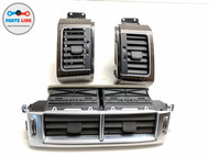 2014-2019 RANGE ROVER SPORT L494 DASH BOARD AC AIR VENT GRILLE SET OF 3 OEM
