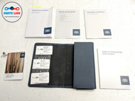2014 RANGE ROVER SPORT L494 OWNERS MANUAL BOOK QUICK START HANDBOOK W/ CASE OEM
