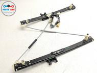 2014-2019 RANGE ROVER SPORT L494 LEFT FRONT DRIVER DOOR WINDOW GLASS REGULATOR
