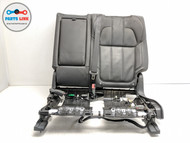 14-16 RANGE ROVER SPORT L494 LEFT REAR BACK REST SEAT CUSHION W/ ARMREST & FRAME