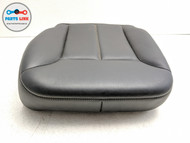 07-09 MERCEDES GL450 X164 RIGHT FRONT SEAT BOTTOM LOWER CUSHION PAD COVER FRAME