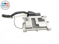 2017-2019 ALFA ROMEO GIULIA 952 2.0L TURBO ENGINE COMPUTER ECU ECM MODULE OEM