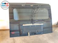 2003-2009 HEMMER H2 SUV REAR TRUNK LIFT GATE TAILGATE DACK LID HATCH GLASS WIPER