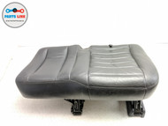 2004-2007 HUMMER H2 SUV REAR LEFT SEAT BOTTOM LOWER CUSHION COVER PAD FRAME ASSY