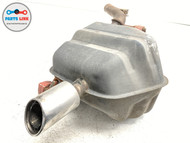 2015-2018 LAND ROVER DISCOVERY SPORT L550 REAR LEFT EXHAUST MUFFLER BAFFLE W/TIP