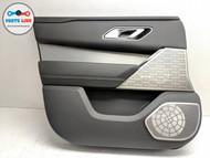 2018 2019 RANGE ROVER VELAR L560 FRONT LEFT DRIVER DOOR INTERIOR PANEL TRIM OEM