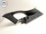 2018 2019 RANGE ROVER VELAR REAR RIGHT QUARTER INNER PANEL TRIM COVER BLACK OEM