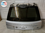 13-17 RANGE ROVER L405 TD6 REAR UPPER TRUNK LIFT LID HATCH TAIL GATE DECK GLASS