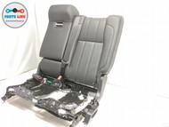 16-18 RANGE ROVER L405 REAR LEFT SEAT BACK BOTTOM FRAME CUSHION COVER W/ ARMREST