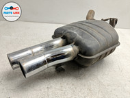 2006-2010 BMW M6 E63 REAR LEFT DRIVER MUFFLER BAFFLE EXHAUST PIPE WALL TIP 75K