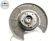 2006-2007 BMW M6 E63 REAR LEFT DRIVER SPINDLE KNUCKLE WHEEL HUB BEARING 75K ASSY
