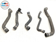 06-10 BMW M5 E63 5.0L V10 ENGINE MOTOR RADIATOR COOLANT HOSES PIPE SENSOR SET-5