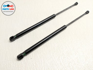2006-2010 M6 E63 COUPE REAR TRUNK DECK LID LIFT GATE STRUTS SUPPORT SET-2 650I