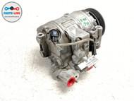 2006-2010 BMW M6 E63 AC A/C AIR CONDITIONING PUMP COMPRESSOR PULLEY CARBON 75K