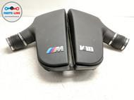 06-10 BMW M6 E63 5.0L V10 RIGHT LEFT S85 AIR INTAKE MANIFOLD BOX SET-2 M5 75K MI #BM012519
