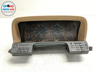 93-94 JAGUAR XJ6 XJ12 SPEEDOMETER INSTRUMENT CLUSTER CRUISE CONTROL SWITCH 99K!