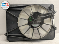 2014-2017 ACURA MDX YD4 FRONT RIGHT RADIATOR ENGINE COOLING FAN SHROUD MOTOR YD3