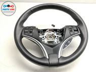 14-17 ACURA MDX YD4 STEERING WHEEL CRUISE PHONE SWITCH PADDLE SHIFTERS LEATHER
