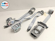 14-17 ACURA MDX YD4 SECOND 2ND ROW SEAT BELT RETRACTOR INNER OUTER GRAY SET-3
